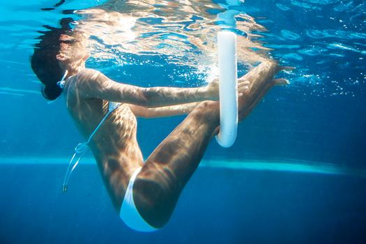 Ни с чем не сравнимый эффект имеет аквааэробика для похудения